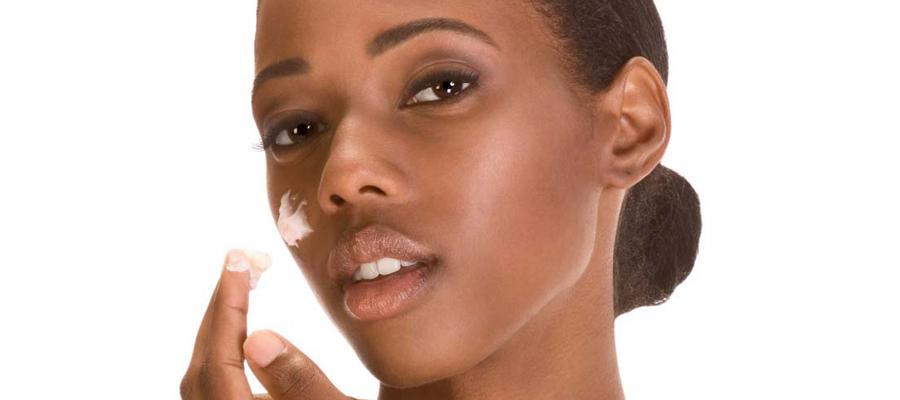 beauté pour peau noire