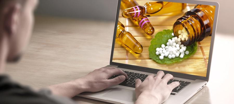 traitements homéophatiques plantes en ligne
