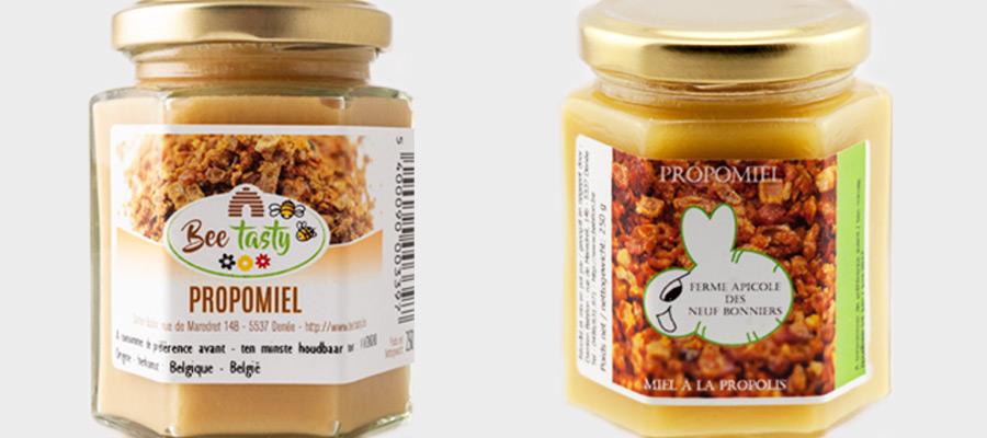 miel artisanal en Belgique