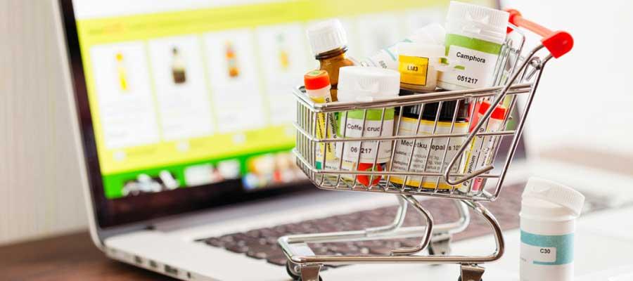 Achat de médicaments en ligne