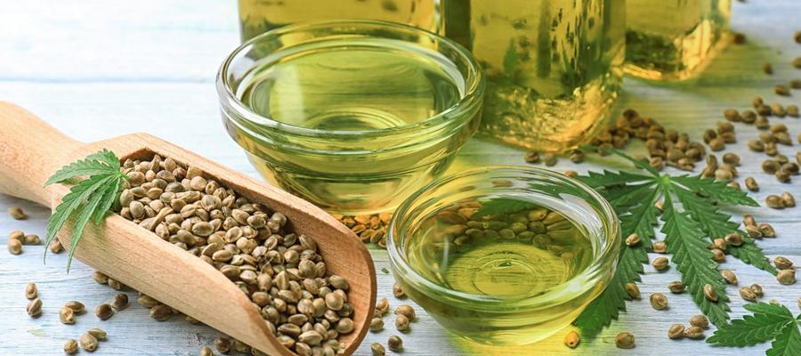Consommer de l'huile de chanvre